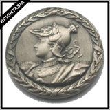 昇進のギフト(BYH-10307)のためのカスタム両面堅いエナメルの硬貨