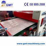 Produzione di plastica della scheda di marmo artificiale dello strato del PVC che si sporge facendo macchinario
