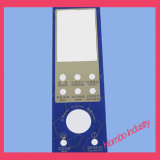 Personalizar interruptor de alta calidad de la bóveda del metal de membrana