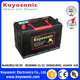Batería de coche eléctrico sin necesidad de mantenimiento del precio de fábrica 12V 70ah, batería auto