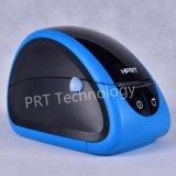 Аттестованный Ce принтер ярлыка сини и черноты для печатание получения и ярлыка (LPQ58)