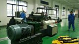 Katoen van de Kwaliteit van Jiayuan het Uitstekende Zelfklevende Butyl, AutoGeluidsisolatie die, Auto de Materiële, Butyl Uitdrijvende Machine van de Deklaag verzegelen