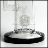 제조자 유리제 연기가 나는 수관 다이아몬드 유리제 매트릭스 도매