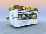 Yieson utilizó los carros móviles del alimento para la venta en China con Ce
