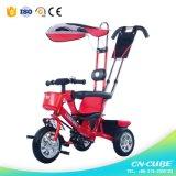 1つの多機能の赤ん坊の三輪車のベビーカーに付き新製品の母の選択4つ
