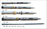 Barriles Drilling de base del cable metálico (tallas de B N c. v.)