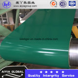 Prepainted гальванизированная стальная катушка (PPGI, PPGL) /Color покрыла стальные катушки