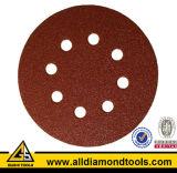 L'abrasivo di smeriglitatura dei dischi di Gushi lavora il disco di smeriglitatura del Velcro
