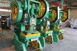 Máquina de perfuração do furo da folha de metal da série J23, imprensa de potência mecânica