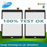 Samsungギャラクシータブのためのオリジナルのタブレットの接触9.7 SmT550 T550 T551 T555のタッチ画面の計数化装置のガラス置換修理パネル