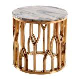 Tabella di marmo del centro del marmo del tavolino da salotto della mobilia del salone più nuova