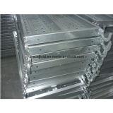 Планка гальванизированная ремонтиной стальная для лесов Ringlock