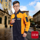 Workwear del carpentiere dell'OEM, autunno Wirokwear, Workwear di Colorsafety di contrasto