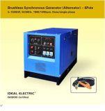 500A jogo de gerador Diesel do soldador da C.C. MIG (água de refrigeração)