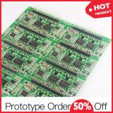 Conjunto rápido da placa de circuito do PWB da volta para a eletrônica do diodo emissor de luz