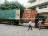 Horno diesel rotatorio comercial de las bandejas de la fábrica 32 del pan de la panadería para el Baguette