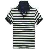 Kundenspezifisches Baumwollmann-Polo-Hemd