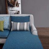 حديثة قطاعيّ [لينن] بناء أريكة مع متّكأ لأنّ بيتيّة أو فندق [فب1138]