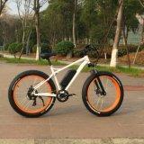 Les plus populaires 350W Fat Tire Electric Mountain Bike
