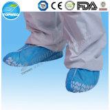 Cubierta no tejida no tejida disponible del zapato de la cubierta del zapato