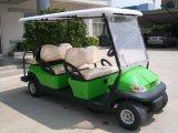 De goedkope Auto/de Kar van de Toerist van 6 Zetel Elektrische van China