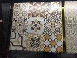 60*60 Encaustic Kunst-Dekoration-rustikale Porzellan-Fliese Fhz6310