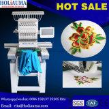 Цена Китая машины вышивки Holiauma Ho1501c 1 головное дешевое с самые новые системой управления касания экрана полного цвета Dahao 8 '