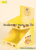 Коробка индикации печатание полного цвета PDQ супер рынков 4c с SGS (B&C-D058)