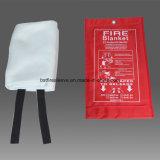 Coperta resistente a temperatura elevata a prova di fuoco del fuoco della vetroresina dell'isolamento termico