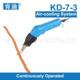 Горячий резец веревочки ножа с Воздух-Охлаждая системой