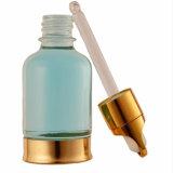 Botella líquida plástica al por mayor del cuentagotas de la botella de petróleo esencial 50ml E Ejuice