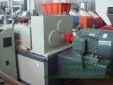 Wir geben Plastikextruder/Strangpresßling-Maschine/verdrängengerät an