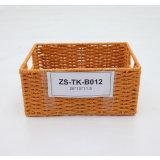 Произведенная бумажная корзина собрания дома шнура (zstk-b012)