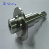 Pezzo meccanico di CNC, macinando dalla lega di alluminio, o dal rame