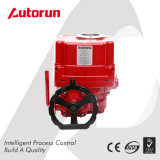 Wenzhouの製造業者の切断の耐圧防爆タイプモーターを備えられたアクチュエーター