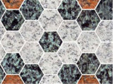 유압 화강암 또는 대리석 각인 기계 돌 재생 기계