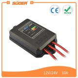 Solarladung-Controller des Suoer Hersteller-12V 10A PWM (ST-F1210A)