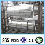 La aleación 8011 60 micrones de FDA certificó el rodillo del papel de aluminio