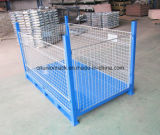 Heavy Duty High Quality Steel Wire Mesh Storage Cage / Container / Box