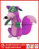 Brinquedo bonito do luxuoso da mascote da estrela de cinema para a promoção