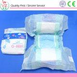 Tecido fino do bebê de Ulter da venda quente com Backsheet respirável