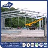 Costruzione di memoria d'acciaio delle tettoie industriali prefabbricate della costruzione