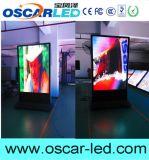 Manifesto dell'interno del tabellone per le affissioni di colore completo LED di P3 P4 SMD2121