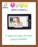 Luxus verdrahtete videotür-Telefon-Türklingel von Bemos