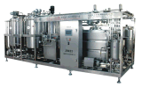Linea di produzione di riempimento mista del succo di mele