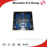 Berg Ali, der Anschlagtafel P10 RGB Outoor LED-Bildschirmanzeige-Zeichen bekanntmacht