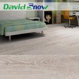Het vinyl Houten Blad van de Tegel van de Mat van de Vloer van het Type voor Woon of Bureau