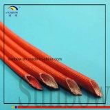 Abnutzungs-beständiges zahlungsfähiges beständiges Acrylharz-überzogenes Fiberglas-Isolierung Sleeving