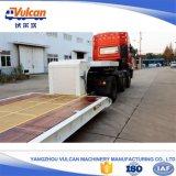 Del fornitore di programma di utilità 2 dell'asse della base del camion rimorchio basso idraulico semi