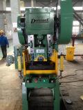 Punzonadora del orificio de la prensa de potencia de J23-40t para la fabricación de la moneda del metal